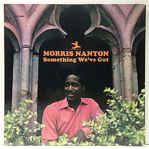 レコード画像:MORRIS NANTON / Something We've Got