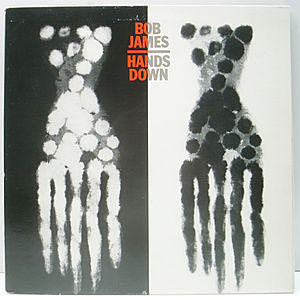 レコード画像:BOB JAMES / Hands Down