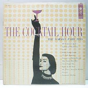 レコード画像:NORMAN PARIS / The Cocktail Hour