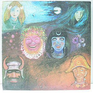 レコード画像:KING CRIMSON / In The Wake Of Poseidon