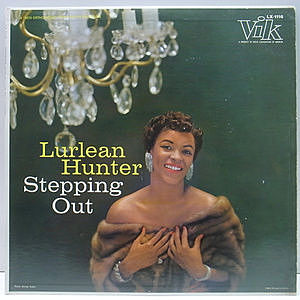 レコード画像:LURLEAN HUNTER / Stepping Out