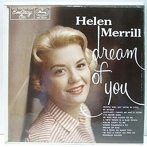 レコード画像:HELEN MERRILL / Dream Of You