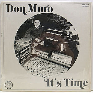 レコード画像:DON MURO / It's Time