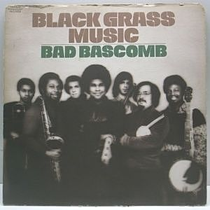 レコード画像:BAD BASCOMB / Black Grass Music