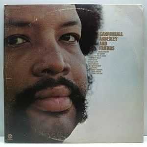 レコード画像:CANNONBALL ADDERLEY / Cannonball Adderley And Friends