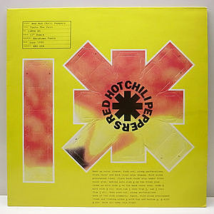 レコード画像:RED HOT CHILI PEPPERS / Taste The Pain