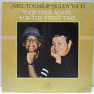 レコード画像:MEL TORME / BUDDY RICH / Together Again - For The First
