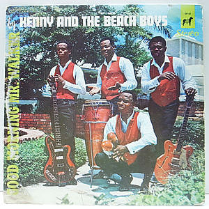 レコード画像:KENNY AND THE BEACH BOYS / Good Morning Mr Walker