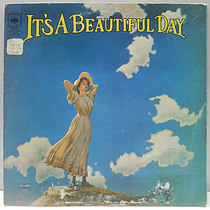 レコード画像:IT'S A BEAUTIFUL DAY / Same