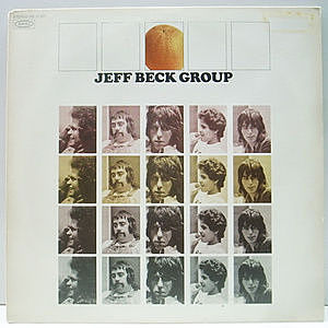 レコード画像:JEFF BECK / Jeff Beck Group