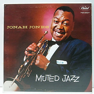レコード画像:JONAH JONES / Muted Jazz
