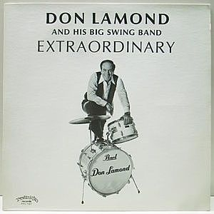 レコード画像:DON LAMOND / Extraordinary