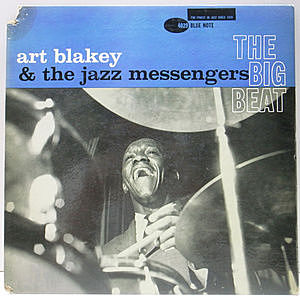 レコード画像:ART BLAKEY / JAZZ MESSENGERS / The Big beat
