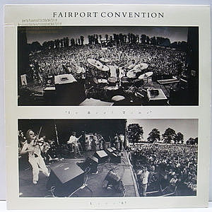 レコード画像:FAIRPORT CONVENTION / In Real Time (Live '87)