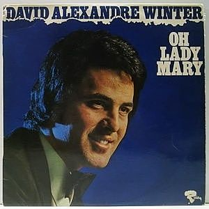 レコード画像:DAVID ALEXANDRE WINTER / Oh Lady Mary