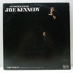 レコード画像:JAYE KENNEDY / Introducing