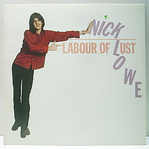 レコード画像:NICK LOWE / Labour Of Lust