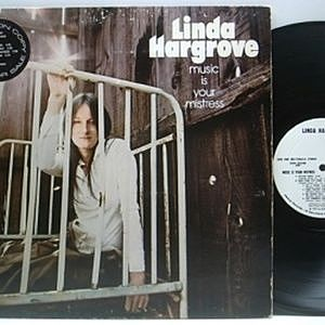 レコード画像:LINDA HARGROVE / Music is Your Mistress