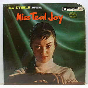 レコード画像:TEAL JOY / Ted Steele Presents Miss Teal Joy