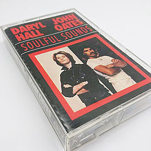 レコード画像:DARYL HALL & JOHN OATES / Soulful Sounds