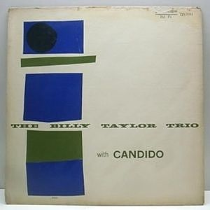 レコード画像:BILLY TAYLOR / CANDIDO / Same