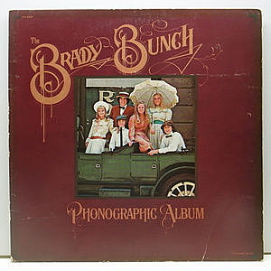 レコード画像:BRADY BUNCH / Phonographic Album