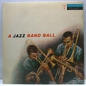レコード画像:MARTY PAICH / A Jazz Band Ball