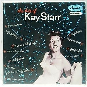レコード画像:KAY STARR / The Hits Of Kay Starr