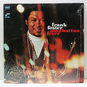 レコード画像:FRANK FOSTER / Manhattan Fever