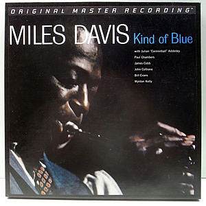 レコード画像:MILES DAVIS / Kind Of Blue