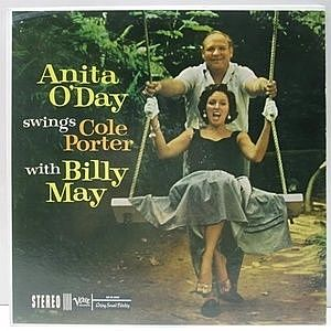 レコード画像:ANITA O'DAY / Swings Cole Porter