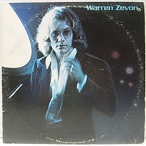 レコード画像:WARREN ZEVON / Same