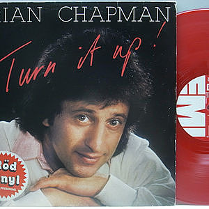 レコード画像:BRIAN CHAPMAN / Turn It Up!