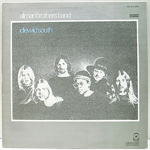 レコード画像:ALLMAN BROTHERS BAND / Idlewild South