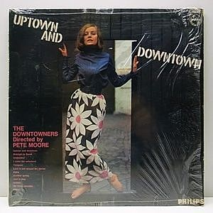 レコード画像:DOWNTOWNERS / Uptown And Downtown
