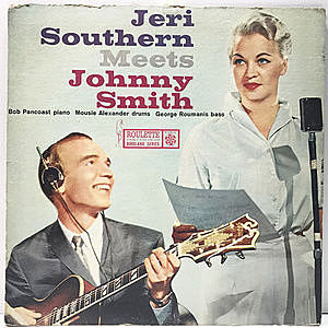 レコード画像:JERI SOUTHERN / JOHNNY SMITH / Jeri Southern Meets Johnny Smith