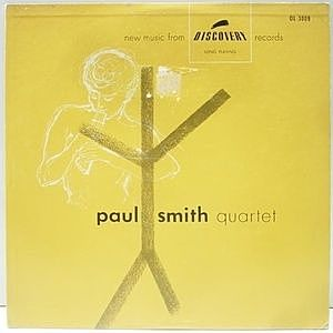 レコード画像:PAUL SMITH / Paul Smith Quartet
