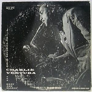 レコード画像:CHARLIE VENTURA / MARY ANN McCALL / An Evening With