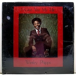 レコード画像:WINTLEY PHIPPS / I Give You My Life