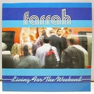 レコード画像:FARRAH / Living For The Weekend