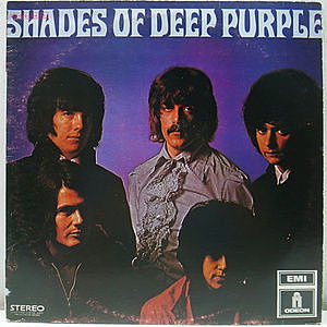 レコード画像:DEEP PURPLE / Shades Of Deep Purple