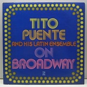 レコード画像:TITO PUENTE / On Broadway