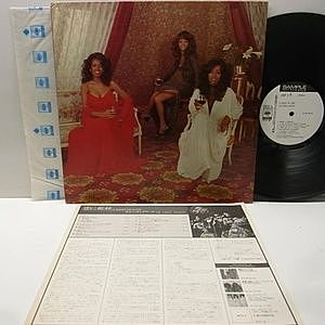 レコード画像:THREE DEGREES / A Toast Of Love