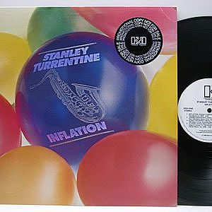 レコード画像:STANLEY TURRENTINE / Inflation