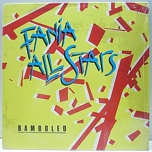 レコード画像:FANIA ALL STARS / Bamboleo