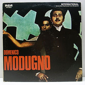 レコード画像:DOMENICO MODUGNO / Same