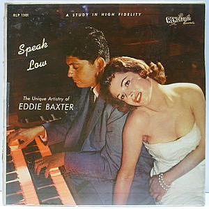 レコード画像:EDDIE BAXTER / Speak Low