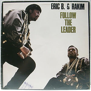 レコード画像:ERIC B. & RAKIM / Follow The Leader