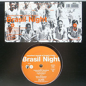 レコード画像:VARIOUS / Brasil Night
