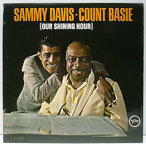 レコード画像:SAMMY DAVIS JR. / COUNT BASIE / Our Shining Hour